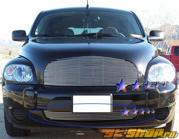 Решётка в бампер для Chevrolet HHR 06-08