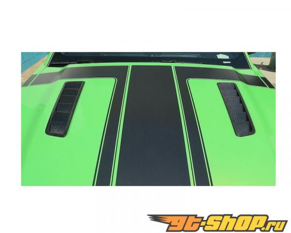 APR Performance капот Vents Ford Mustang 10-2013