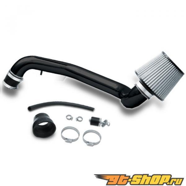Spyder GSR JDM Чёрный Cold Air Intake Filter Acura Integra 94-01