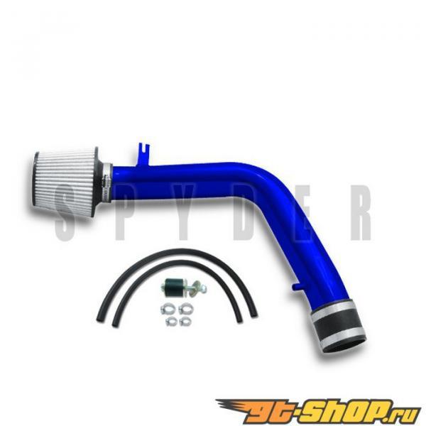 Spyder Синий Cold Air Intake Filter Honda Accord V6 03-07