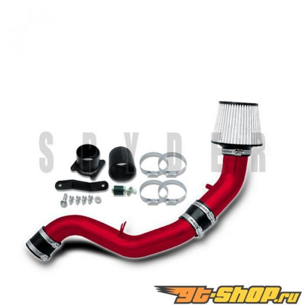 Spyder Красный Cold Air Intake Filter Nissan 350Z 03-05
