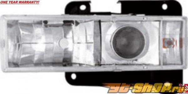 Передняя оптика на Chevy S10 88-99