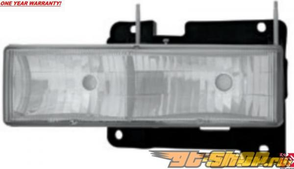 Передняя оптика для Chevrolet Blazer 92-99