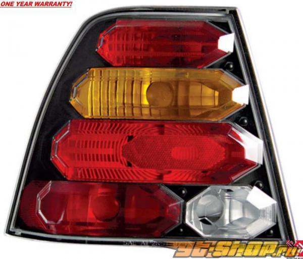 Задняя оптика для Volkswagen Jetta 99-05 Красный