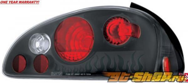 Задние фары для Pontiac Grand Prix 97-03 Чёрный