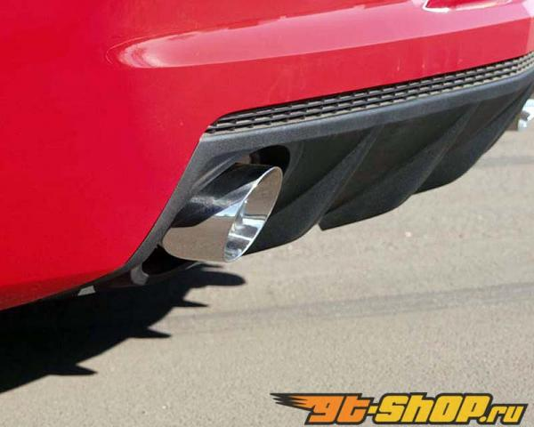 B&B Выхлоп Выхлопная система Chevrolet Camaro V6 Classic 10-12