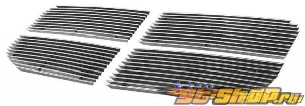 Решётка радиатора на Dodge Nitro 2007-2010 Bolton Billet