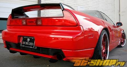 Диффузор на задний бампер Downforce Sport на Acura NSX 91-05