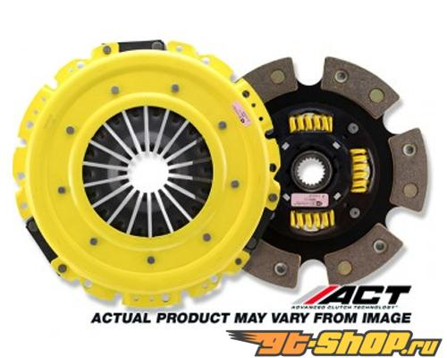 ACT HD|Race Sprung 6 Pad  Сцепление  комплект Eagle Talon 2.0L 95-99