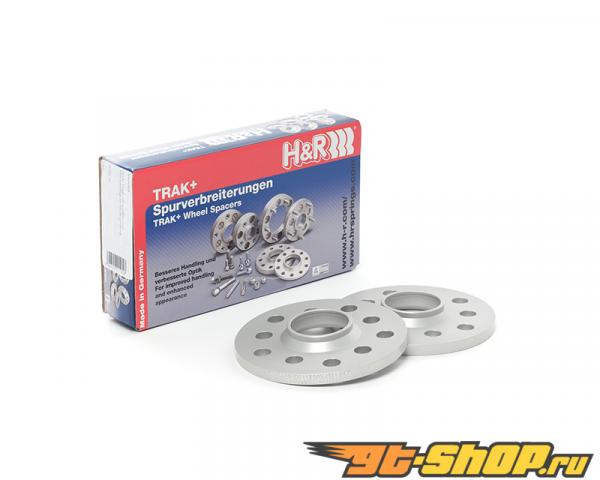 H&R Trak+ | 5x100 | 57.1 | Bolt | 14x1.5 | 10mm DR Диски Spacer Volkswagen Golf IV 4motion 00-04