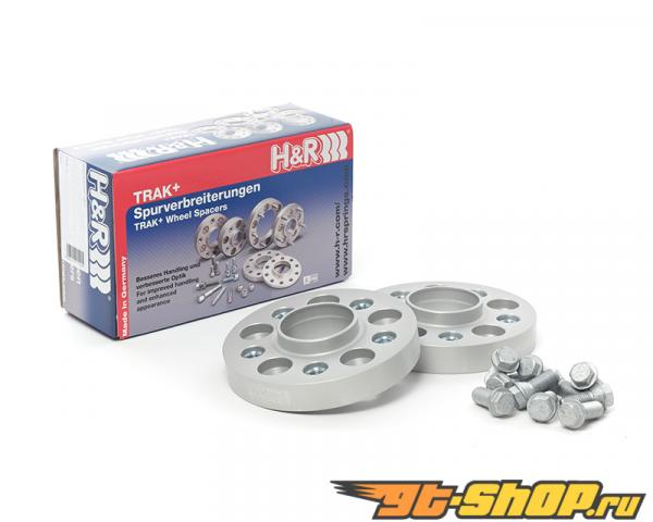 H&R Trak+ | 5/108 | 63.3 | Stud | 12x1.5 | 25mm | DRM Диски Spacer Jaguar S-Type 00-08