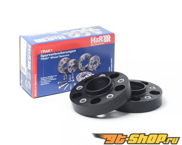H&R Trak+ | 5/112 | 57.1 | Bolt | 14x1.5 | 30mm | DRA Диски Spacer Volkswagen Jetta V GLI 2.0L Turbo up to vin #030983 06-07