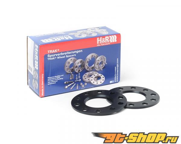H&R Trak+ | 5x112 | 66.5 | Bolt | 14x1.5 | 5mm DR Диски Spacer Audi A6 Quattro AWD, Type 4G 12-13