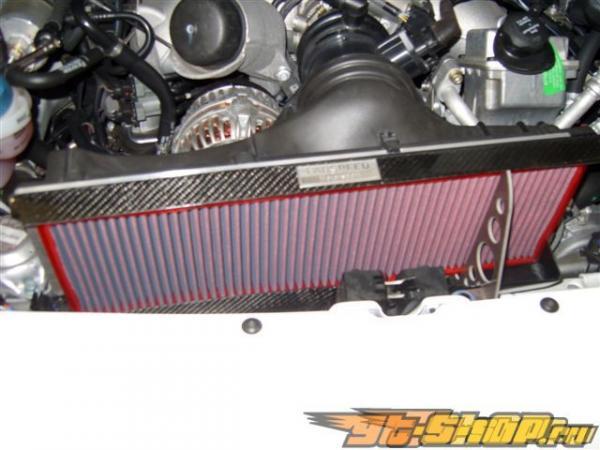 Fabspeed High Performance Air Intake System Porsche 997 GT3 07+