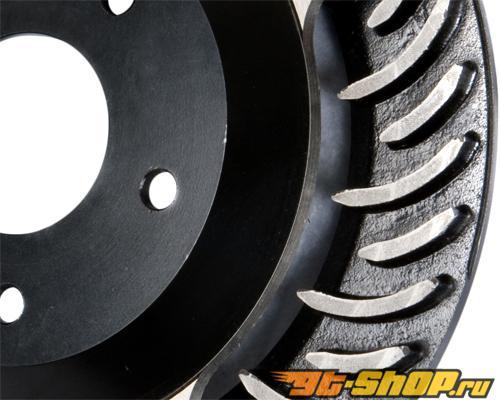 StopTech SportStop Drilled & тормозные диски задний пара Volkswagen Beetle 98-08