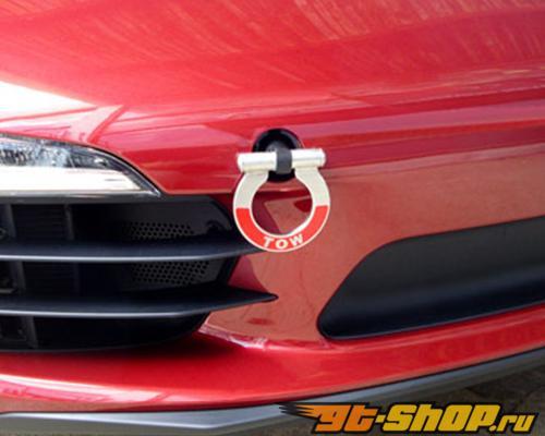 Rennline фронтальный буксировочный крюк для Porsche 981 | 991 | Panamera