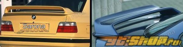 Спойлер на BMW E36 1992-1998
