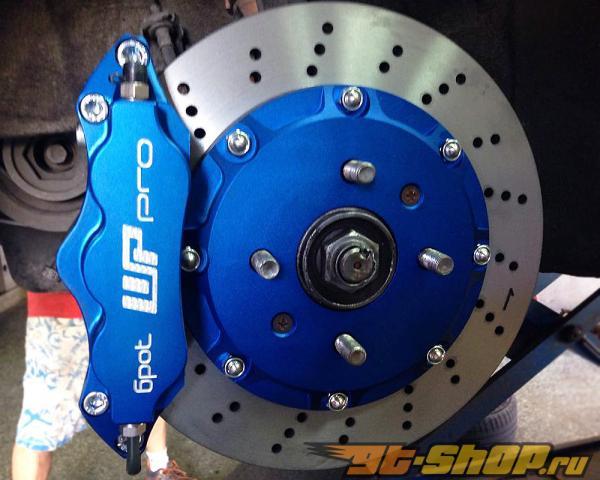 WP Pro 334 x 16mm задний Rotor Upgrade комплект Ford Focus ST 13-15