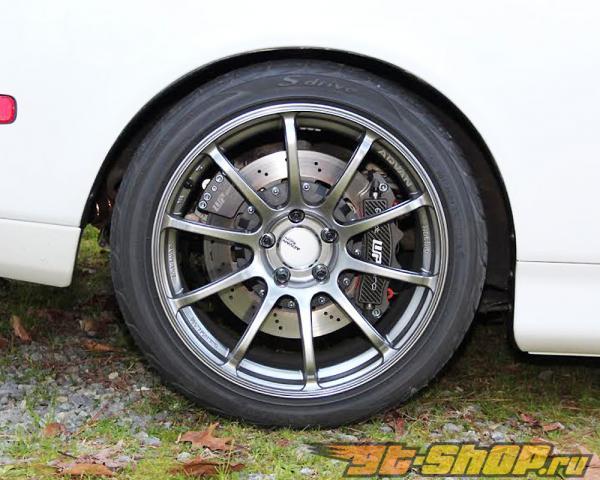 WP Pro EX6 334 x 21 mm задний Большой тормозной комплект Ford Focus ST 13-15