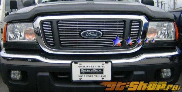 Решётка радиатора на Ford Ranger 04-05 Bolton Billet