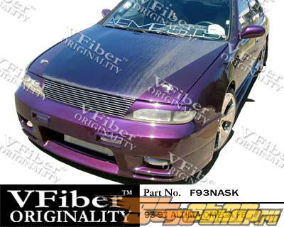 Аэродинамический Обвес для Nissan Altima 93-97 Omega VFiber