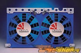 FLEX-A-LITE Electric Fan - Acura Integra 94-00 (Синий)