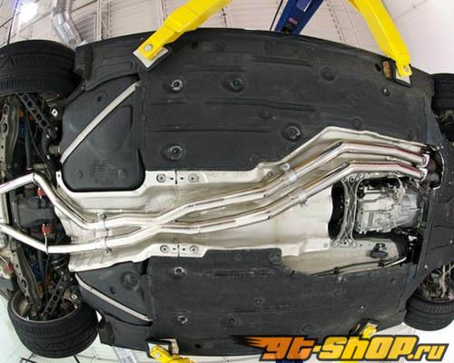 B&B Midpipe with X-pipe BMW 335i (Coupe) 07-09