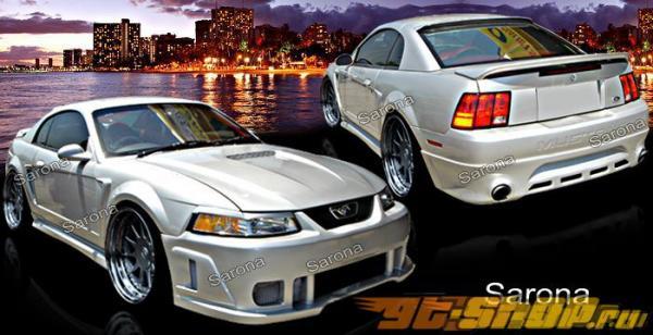 Аэродинамический Обвес для Ford Mustang 1999-2003