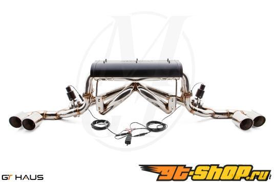 Meisterschaft нержавеющий GTC Racing Выхлопная система Ferrari F430 Coupe & Spider 05-09