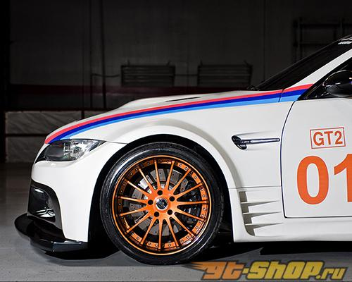 Flossman GT2 ALMS Makrolon Discs BMW E92 M3 08-13
