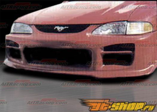 Передний бампер для Ford Mustang 1994-1998 R34