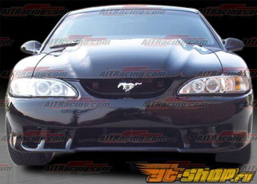 Передний бампер для Ford Mustang 1994-1998 SLN-II