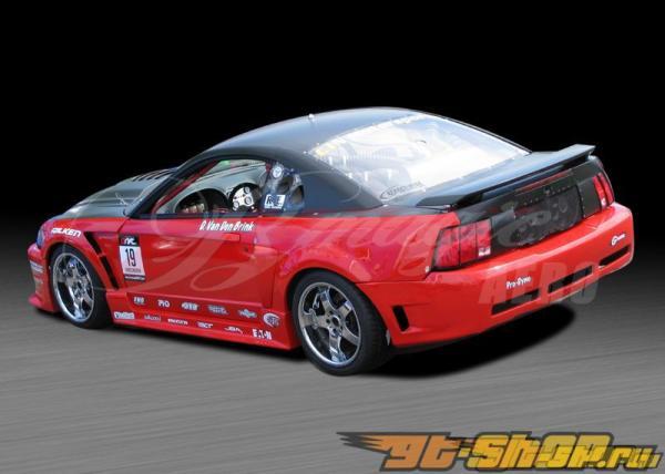 Аэродинамический Обвес на Ford Mustang 1999-2004 D1