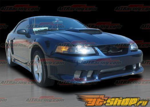 Передний бампер для Ford Mustang 1999-2004 Stallion