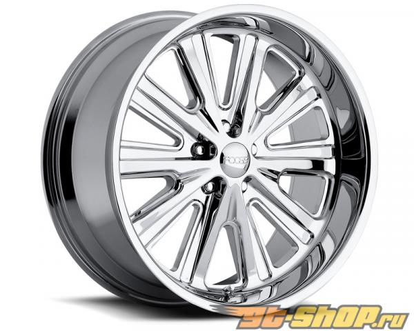 FOOSE Ascot F226 Polished Диски 20x10 5x120.65 +13mm