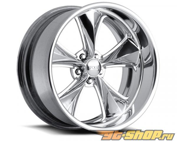 FOOSE Nitrous F201 Polished Диски 20x10 5x127 -44mm