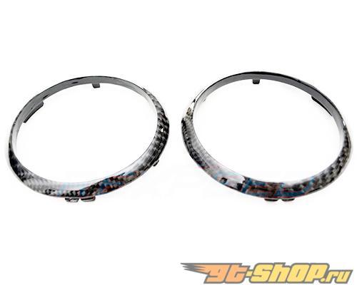 Rexpeed Карбоновый AC Vent Trim Replacement Subaru BRZ 13-15