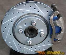 Fastbrakes Большой тормозной Kits Nissan Altima 2002-2006