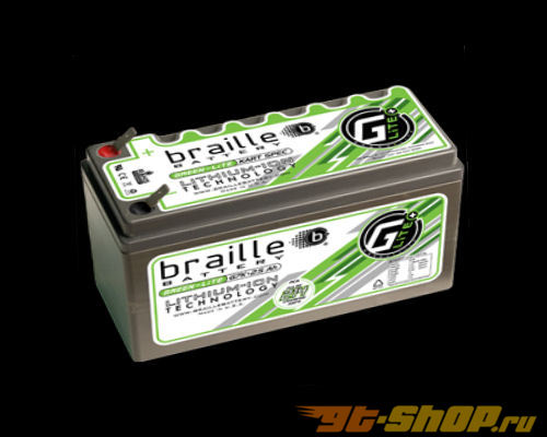 Braille Geen Lite 12 Volt Lithium Battery 300 Amp
