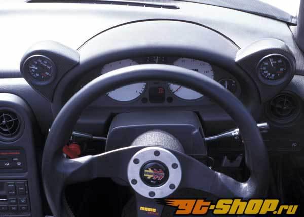 Garage Vary Meter Cover|Meter капот 02 Type D - Карбон - Mazda Miata 90-97