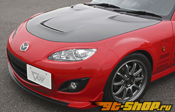Garage Vary Eye Line 02 Mazda MX-5 Miata 06-13