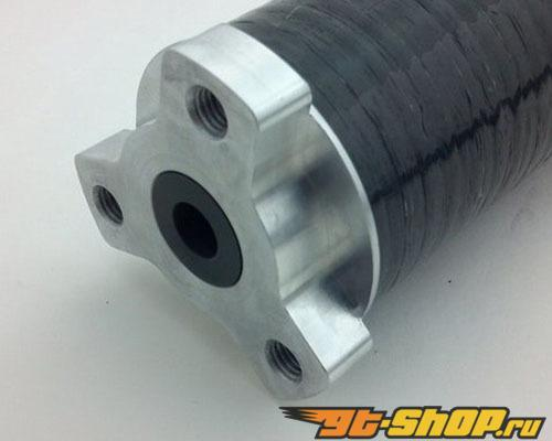 "Driveshaft Shop 3.50"" Heavy Duty Карбоновый Shaft 12mm bolts Chevy Corvette C5 6-Speed Manual 01-04"