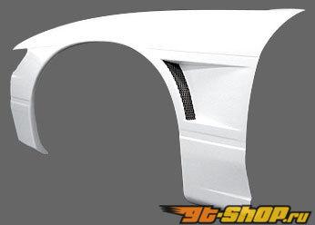 GP Sports передний  крылья | Exchange Type 01 Nissan 240SX S13 89-94