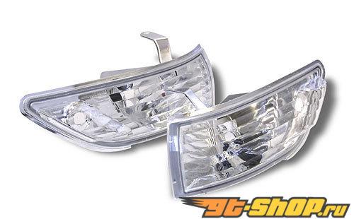 GP Sports передний  Combi Lens | передний  Turn Signal 01 Nissan 240SX S13 89-94