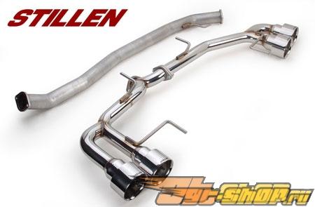 Stillen GTR выхлоп - Nissan GT-R R35 2010+