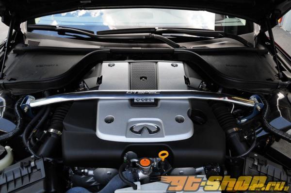 GTSPEC передний  Strut Brace (07+ G35 (V36) седан) [GTS-SUS-1320]