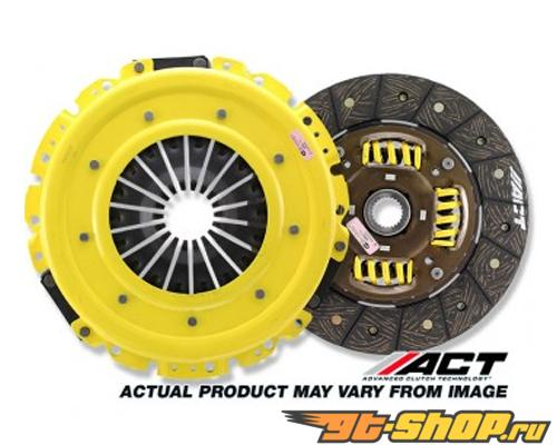 ACT XTSS - Xtreme w Street Disc  Сцепление  Kits 1990-1991 Geo Prizm 275 lbs. 65% Pedal Increase