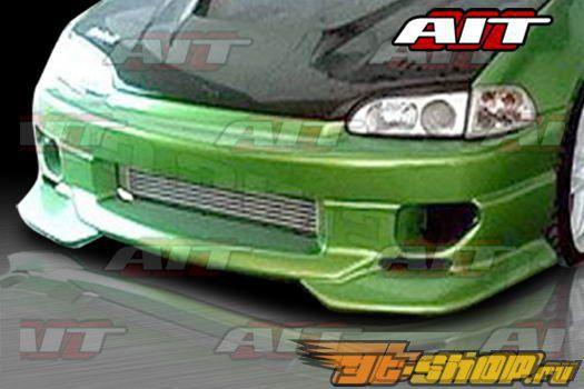 Передний бампер для Honda Civic 1992-1995 SF2