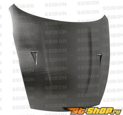 Seibon GTR Стиль Карбоновый капот - NISSAN 370Z / FAIRLADY Z (Z34)* 2009-2010