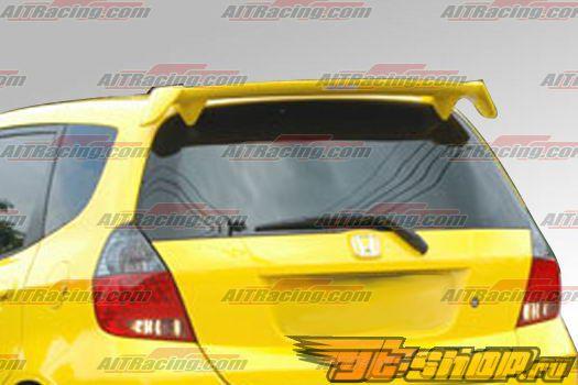 Спойлер на Honda Fit 2007-up MG